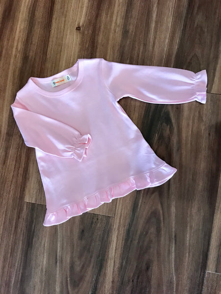 L/S Ruffle Swing Top Luigi Kids