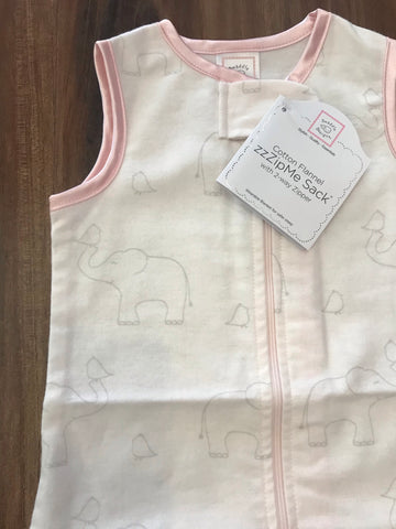ZZZipme Elephant Sleep Sack Swaddle Designs