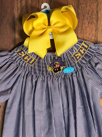 ECU Smocked Bishop