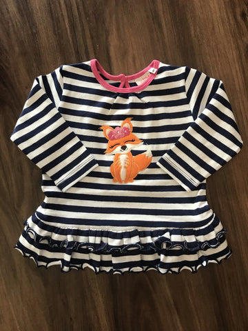 Fox Ruffle Bottom Swing Top Luigi Kids