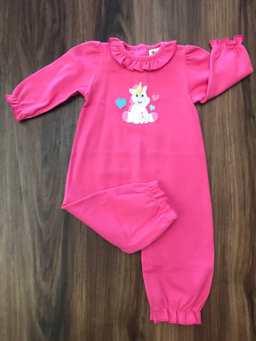 Baby Unicorn Long Romper Luigi Kids