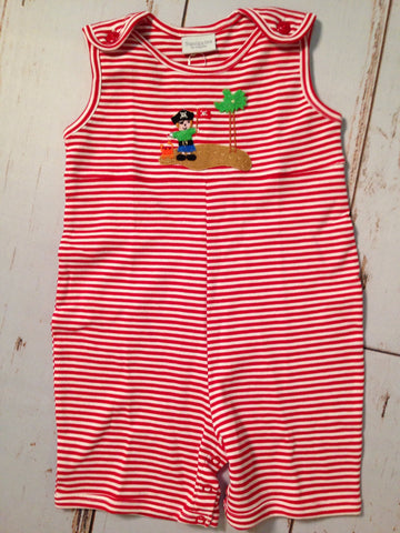Pirate Island Shortall Squiggles