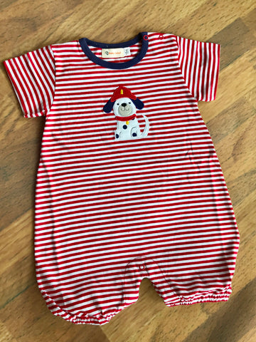 Dalmation Short Romper Luigi Kids