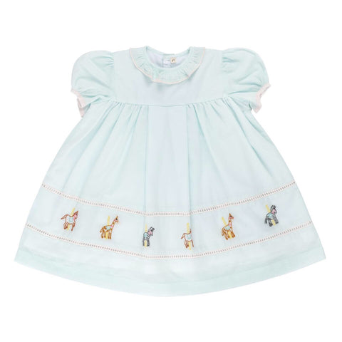 Carousel Dress Christian Elizabeth