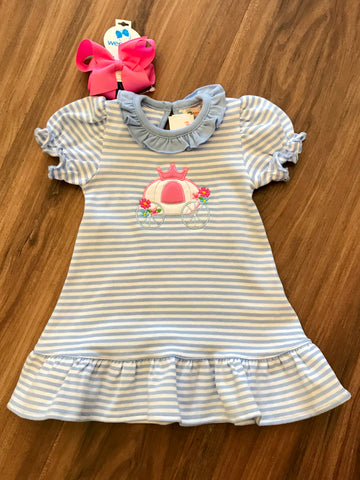 Carriage Knit Months Dress Luigi Kids