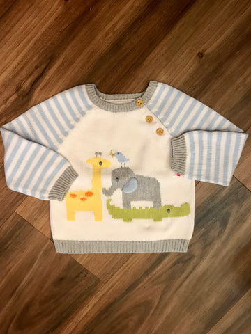 Nursery Boy Sweater Zubels
