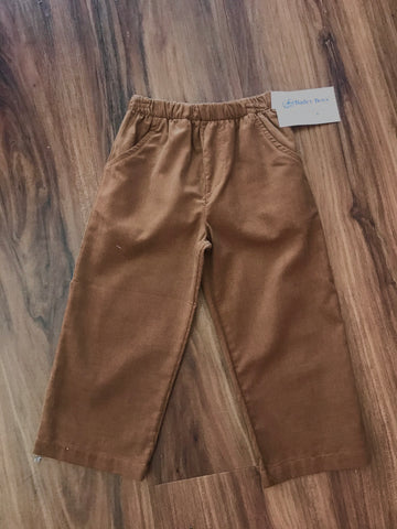 Corduroy Boys Pants The Bailey Boys