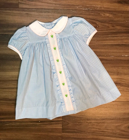 Tulip Marietta Dress Zuccini Kids
