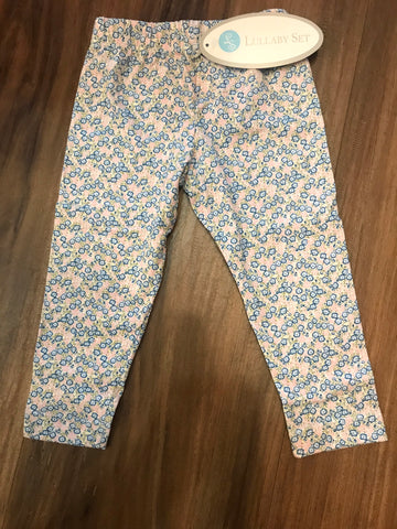 Lucy Keep Blooming Legging Lullaby Set