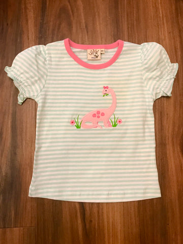 Dinosaur S/S Swing Top Luigi Kids