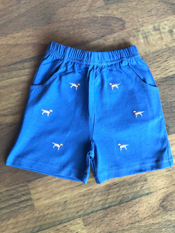 Labradors Emb. Shorts w/Pockets Luigi Kids