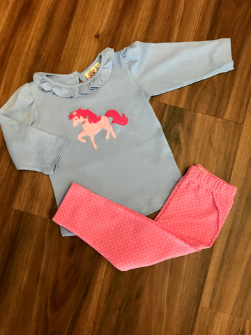 Unicorn L/S Tee Luigi Kids
