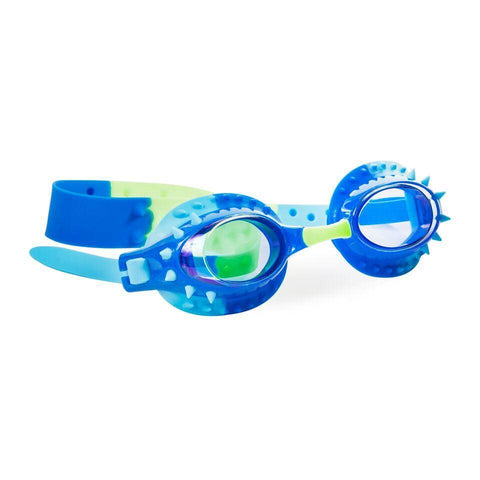 Lockness Blue Nelly Goggles Bling 2O