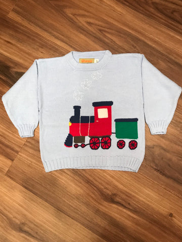 Train Months Sweater Claver Sweaters