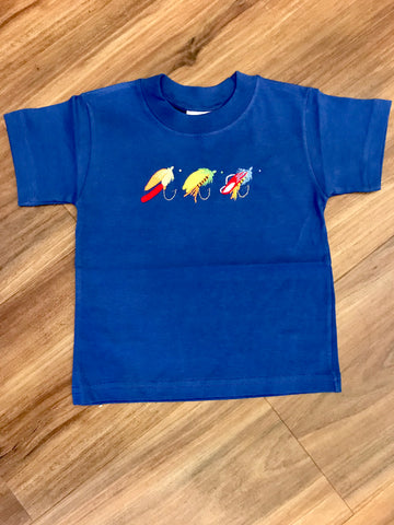 Fishing Lures S/S Tee Luigi Kids