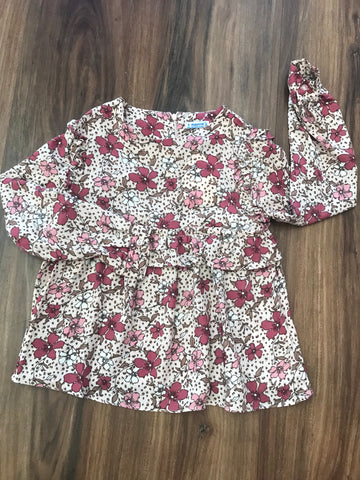 Floral Blouse Mayoral