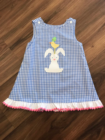 Bunny/Chick Reversible Jumper Funtasia Too