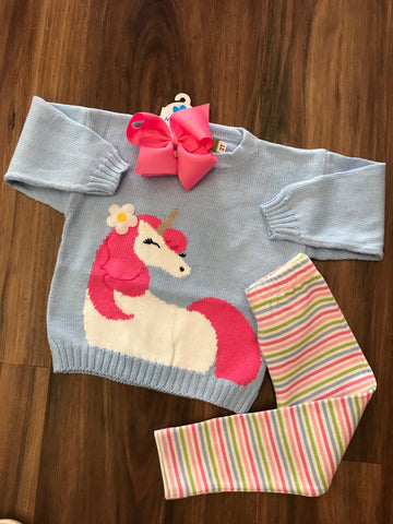 Unicorn Sweater Claver Sweaters