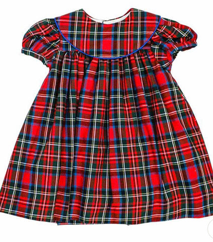 Wales Plaid Float Dress The Bailey Boys