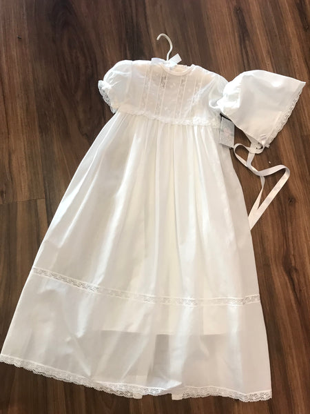 Tessa Christening Gown Set Kissy Kissy