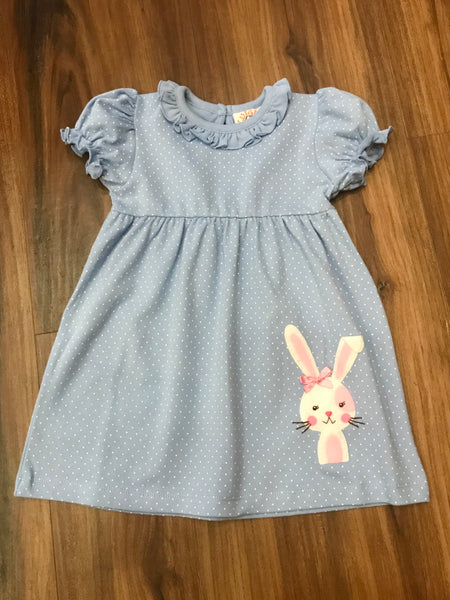 Bunny S/S BB Dress Luigi Kids