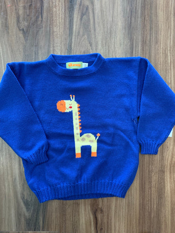 Baby Giraffe Sweater by Claver Sweater