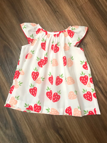 Strawberry Shortcake Elaine Blouse Zuccini