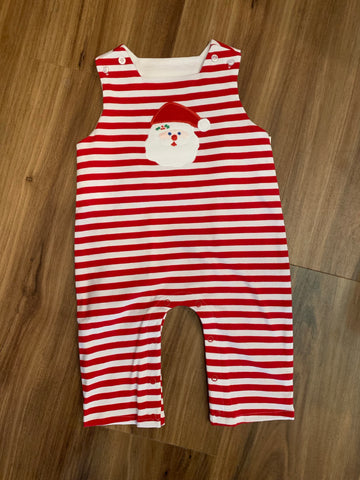 Santa Face Knit John John Bailey Boys