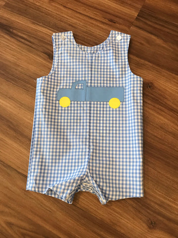 Bunny/Chick Reversible Shortall Funtasia Too