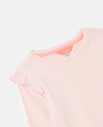 Newberry Pinkfoil Top by Joules