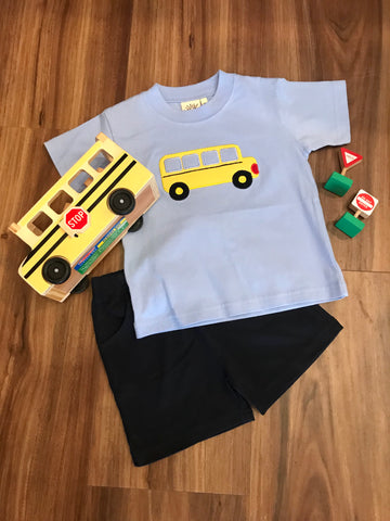 School Bus S/S Tee Luigi Kids