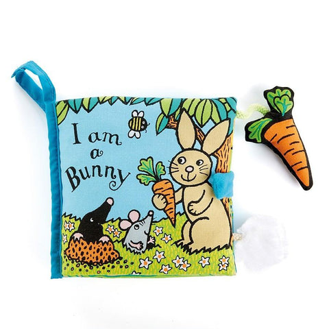 I am a Bunny Activity Book Jellycat