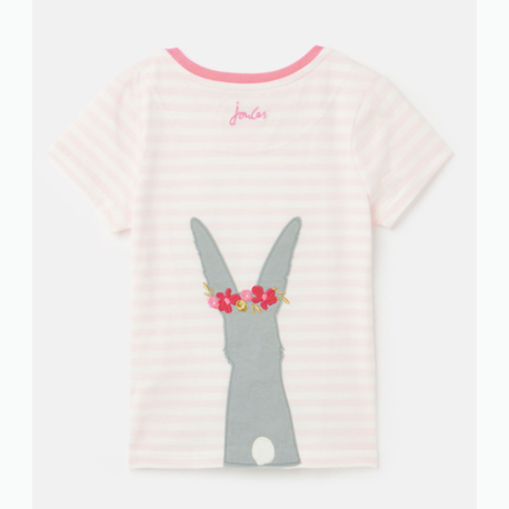 Astra Pink Rabbit Joules