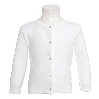 White Cardigan Sweater Child Sizes Julius Berger