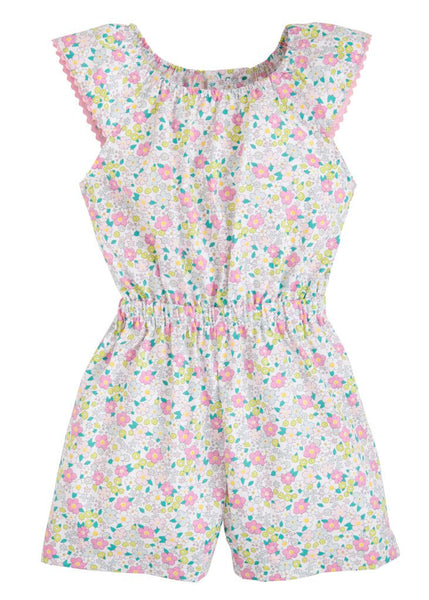 Kate Romper Ditsy Floral Little English