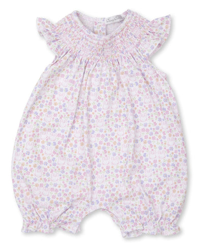 Backyard Bunnie Short Playsuit Kissy Kissy
