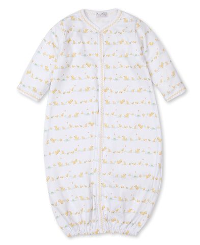 Dilly Dally Duckies Conv. Gown Kissy Kissy