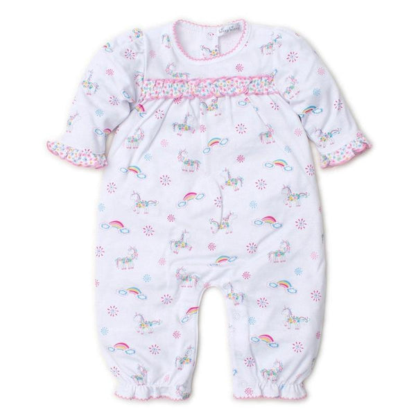 Rainbow Unicorns Playsuit Kissy Kissy