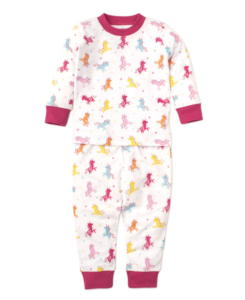Unique Unicorns 2pc Pjs Toddler Kiss Kissy
