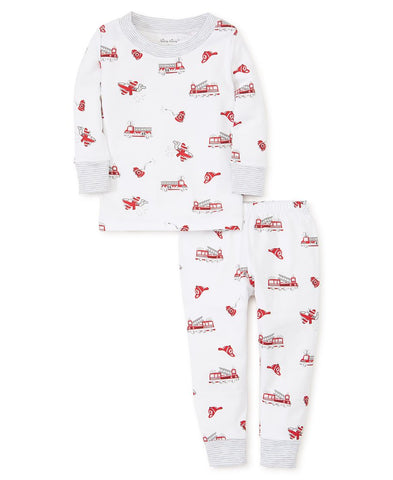 Firefighters 2pc Pjs Toddler Kissy Kissy sizes 2 - 6