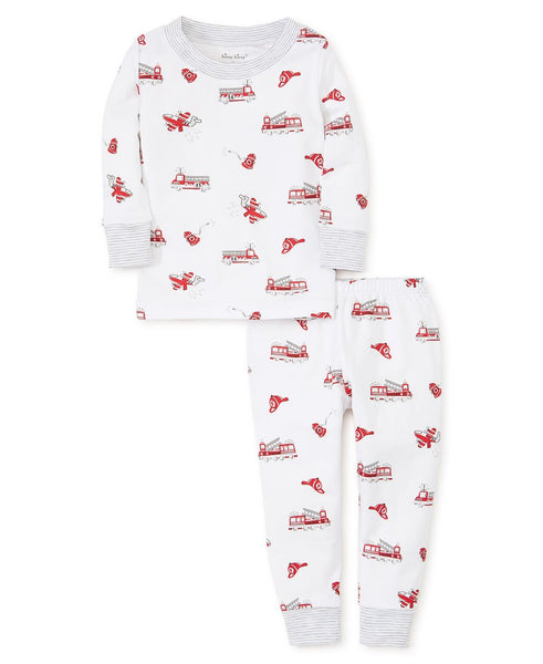 Firefighters 2pc Pjs Child Kissy Kissy sizes 8 and 10Y