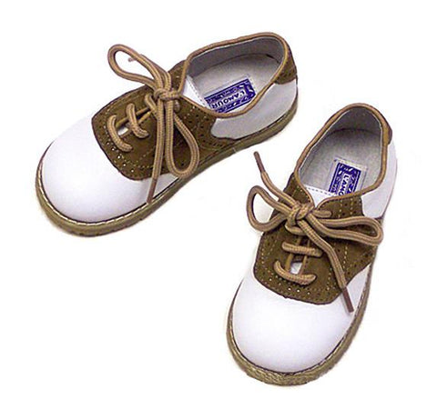 Boy's Saddle Shoe L'Amour Shoes