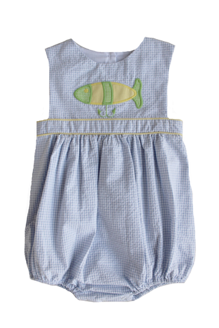 Fishing Lure Apron Bubble Little English