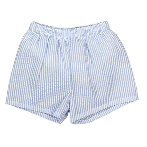 Stripe Seersucker Swimtrunks Bailey Boys
