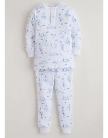 London Jammies Little English