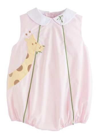 Giraffe Girl Bubble Little English