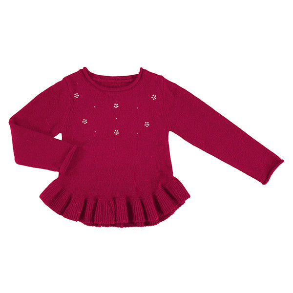 Peplum Sweater Mayoral