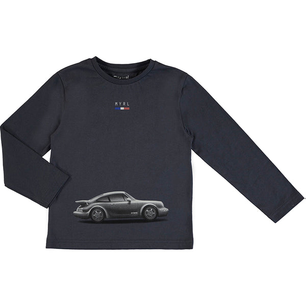 Cars L/S Tee Mayoral