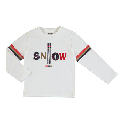 Snow L/S Tee Mayoral