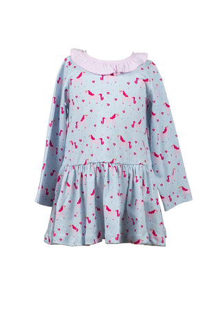 Lula Unicorn Twirl Dress The Proper Peony